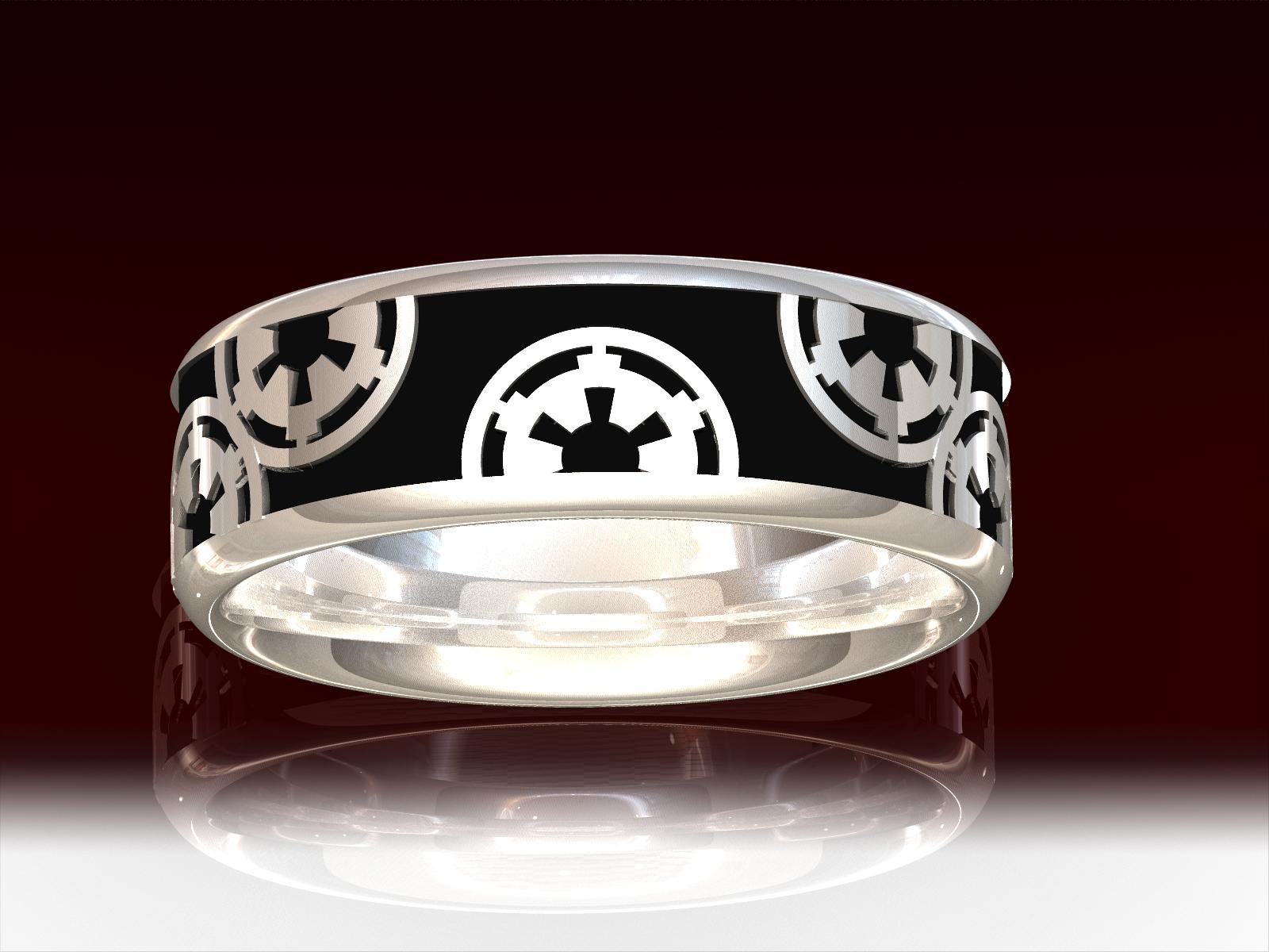 star wars wedding ring