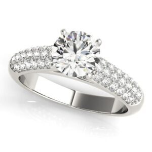 Our Favorite Cathedral Engagement Rings