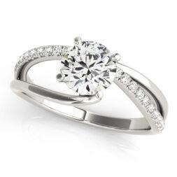 Favorite Split Shank Engagement Rings
