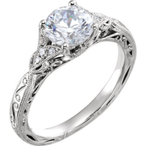 Celtic Engagement ring
