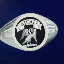 Family Crest Rings