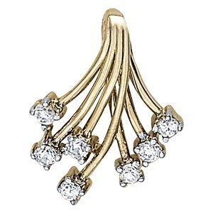 Art Deco Diamond Necklace