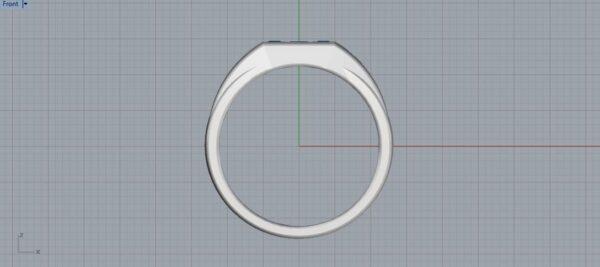 men's pinky ring