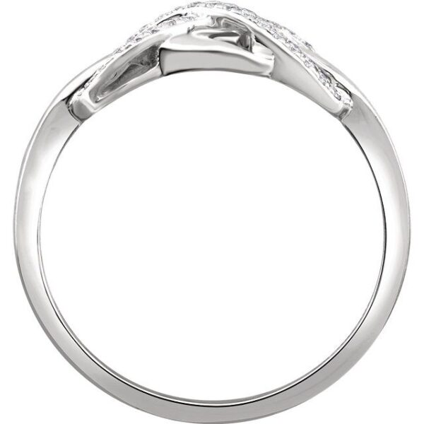 Infinity Bypass Ring