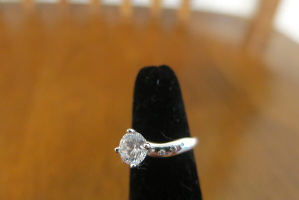 Tree Branch Engagement Ring