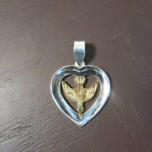Custom Heart Pendant