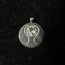 custom globe pendant