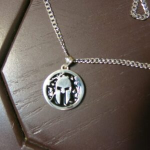Spartan Challenge Necklace
