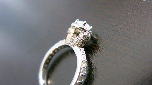 Harry potter engagement rings