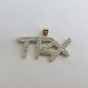 Custom Diamond Hip Hop Necklace