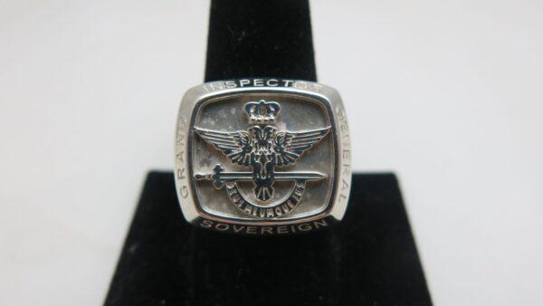 Silver Signet Ring