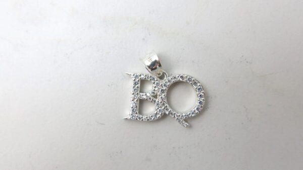 Diamond Name Pendants