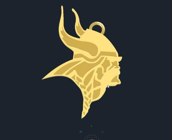 Custom Team Logo Pendants