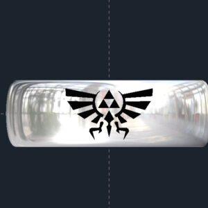 Zelda Triforce Ring