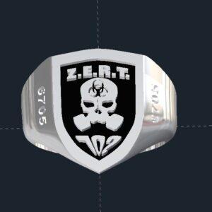ZERT Signet Ring