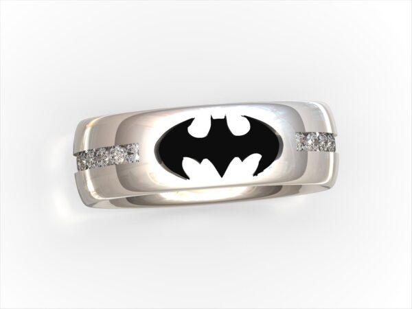 Custom Batman Ring