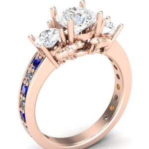 Nature Engagement Rings