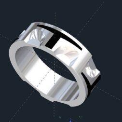 Boba Fett Ring