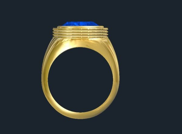 Gold Pinkie Rings