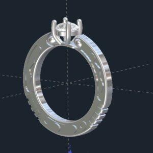 Ahsoka Lightsaber Ring