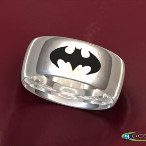 Men's Batman Rings