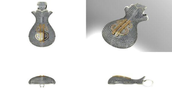 Custom Hip Hop Necklace