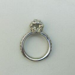 Owl Engagement Ring