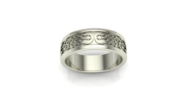 Rebel Alliance Star Wars Wedding Ring