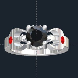 Rebel Alliance Star Wars Engagement Rings