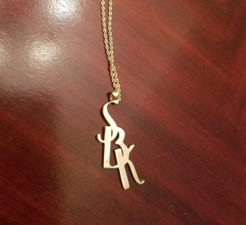 Custom Gold Name Necklaces