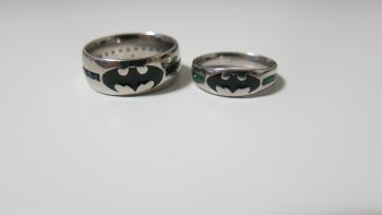 Batman Promise Ring