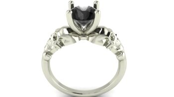 Custom Skull Rings