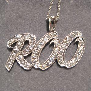 Custom Word Necklaces