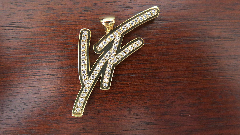 Gold Hip Hop Necklaces