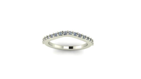 diamond owl engagement ring