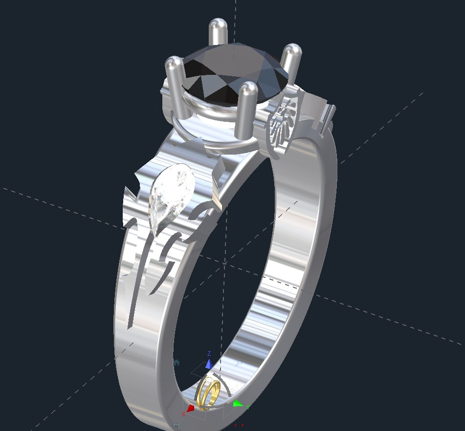 World of Warcraft Engagement Ring