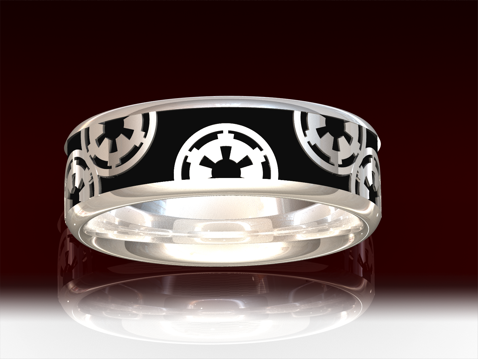 star wars wedding rings