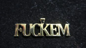 Custom Made Gold Pendants