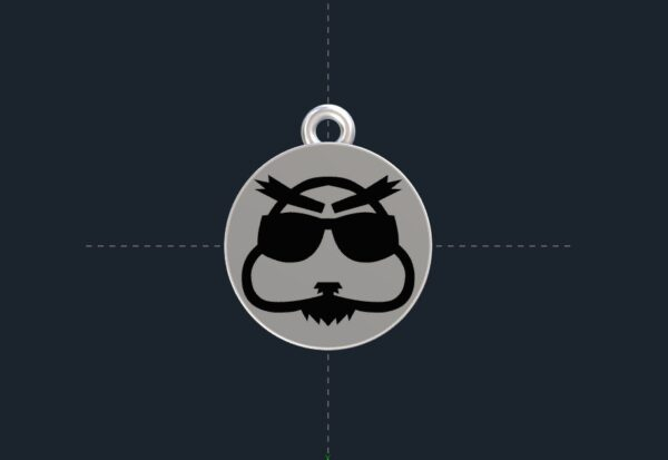 Cool Dude Pendant