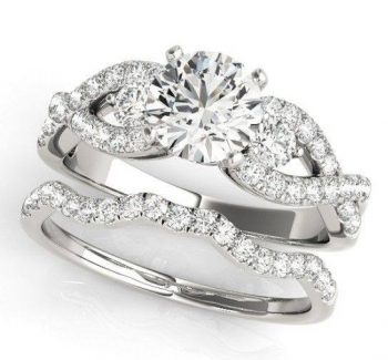 3 stone engagement rings