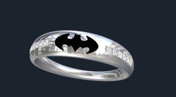 superhero wedding bands