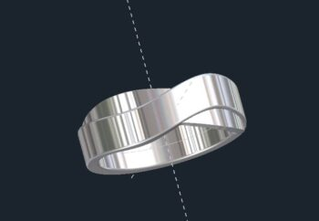 Unisex Wedding Ring