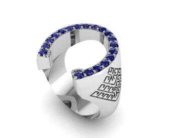 custom cocktail rings