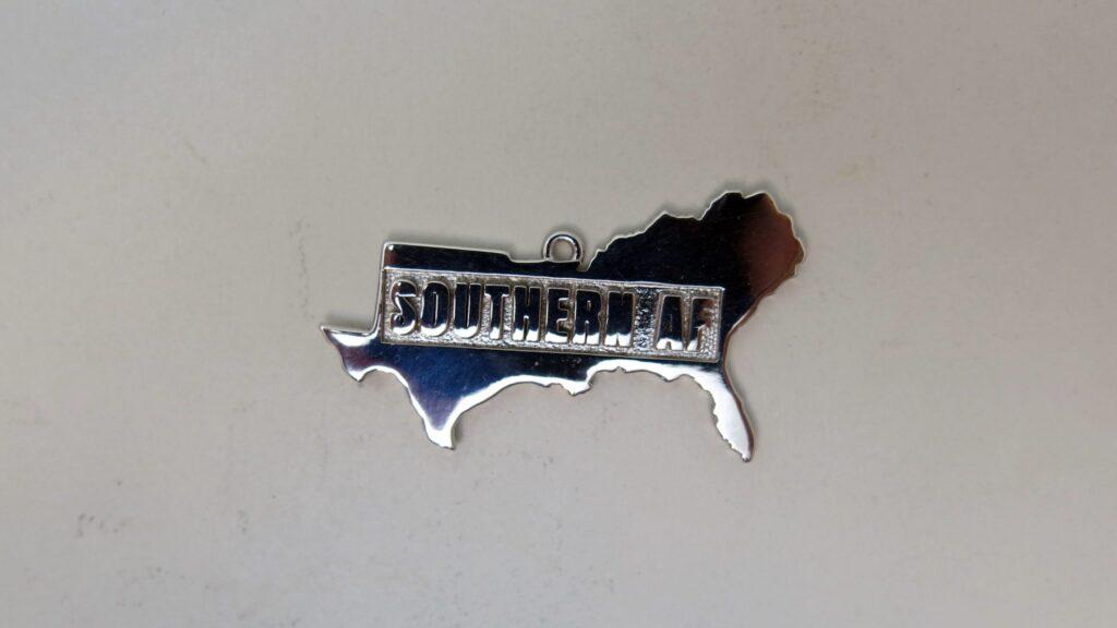 Southern AF Necklace