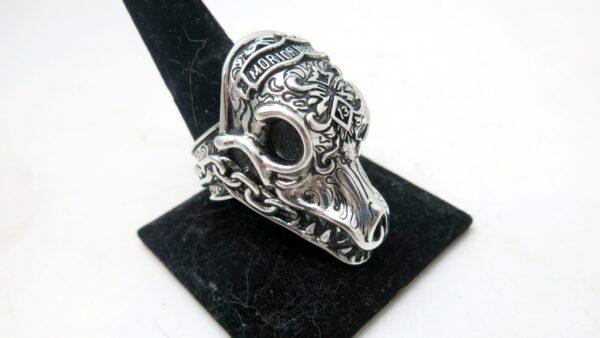 Morior Invictus Ring