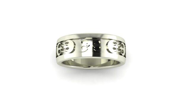 Rebel Alliance Wedding Ring