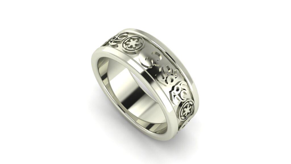 Cool Men's Wedding Ring's