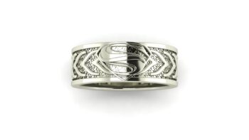 Superman Wedding Ring