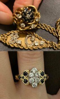 Custom Recycled Jewelry