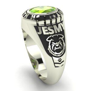 Bulldog Class Ring